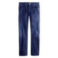 1040 slim-straight Japanese selvedge jean in dark indigo wash