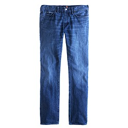 484 Japanese selvedge jean in worn indigo wash