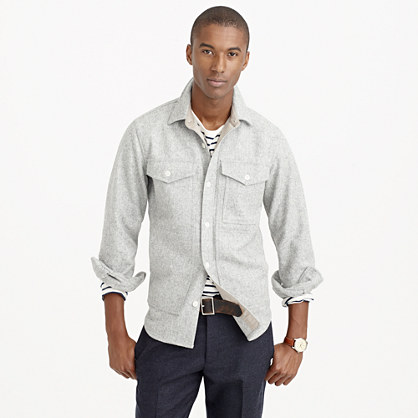 Wallace & Barnes hunting overshirt