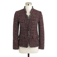 Maple tweed jacket