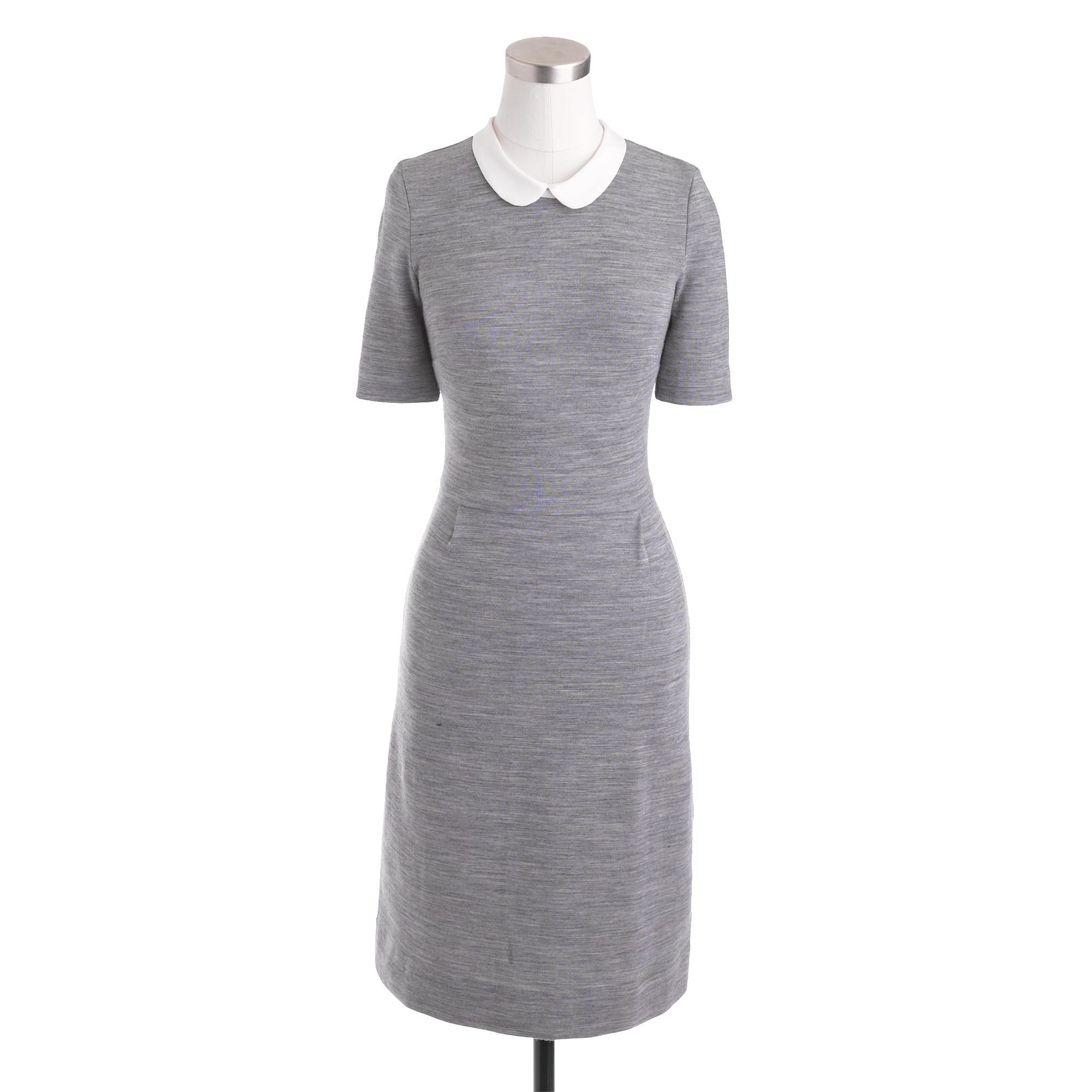 Black dress with white peter pan collar - Peter Pan Collar Dress Peter Pan Collar Dress