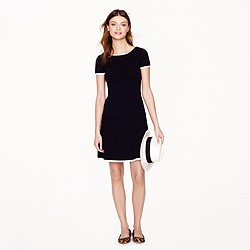 Tall tipped gamine dress