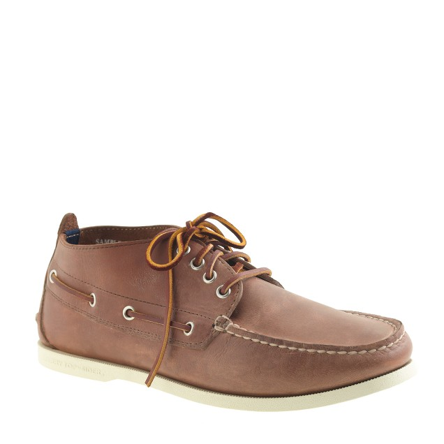 Men's Sperry Top-Sider® for J.Crew chukkas