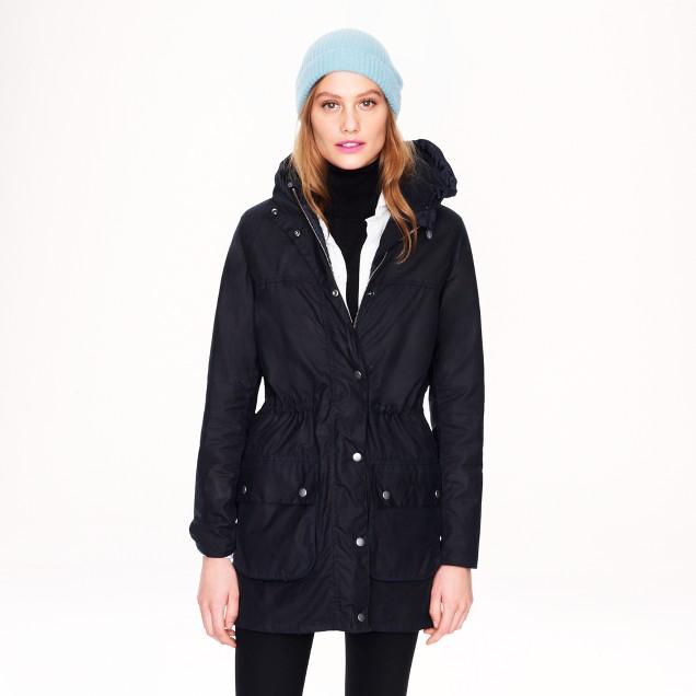 Barbour® winter Durham jacket