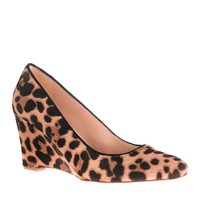 Collection Martina calf hair wedges