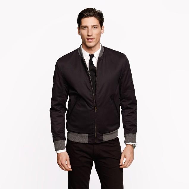 Wallace & Barnes bomber jacket