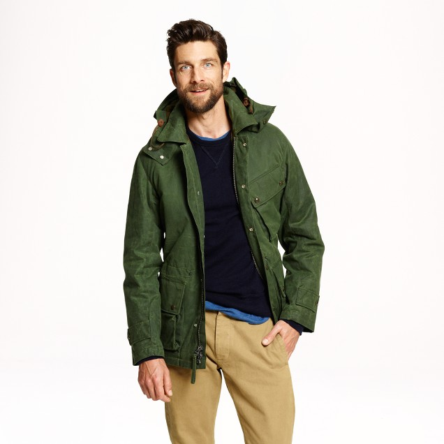 Wallace & Barnes lined Gransden jacket