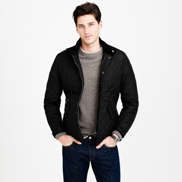 Barbour® Chelsea sportsquilt jacket