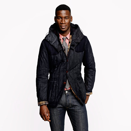 Barbour® dept (B) Dragh jacket