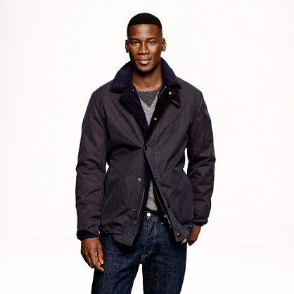 Barbour® hurricane jacket