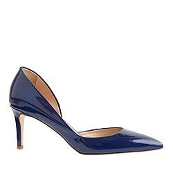 Valentina patent d'Orsay pumps