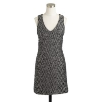 Collection starlight tweed dress