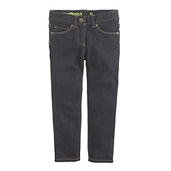 Girls' toothpick ankle jean
