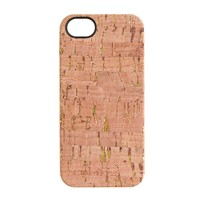 Cork case for iPhone 5