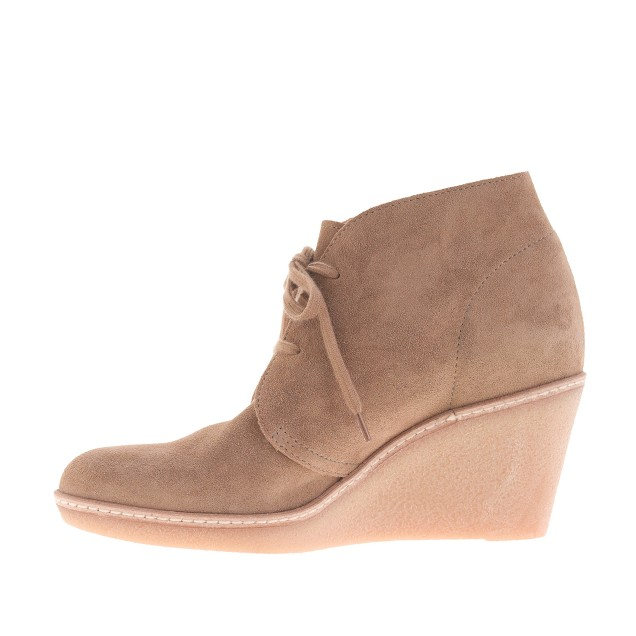 MacAlister wedge boots