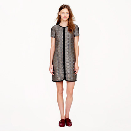Collection diamond dot dress