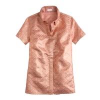 Collection quartz jacquard shirt