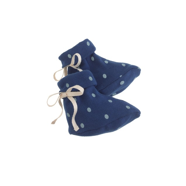 Nature Baby® for crewcuts selba dot booties