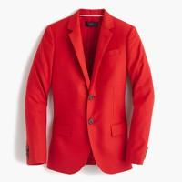 Collection Ludlow blazer in brilliant zinnia