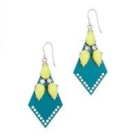 Lulu Frost for J.Crew seascape earrings