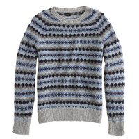 McCallum Fair Isle sweater