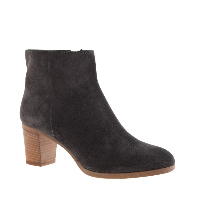 Aggie suede ankle boots