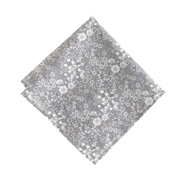 Boys' Liberty pocket square in Claire Aude floral