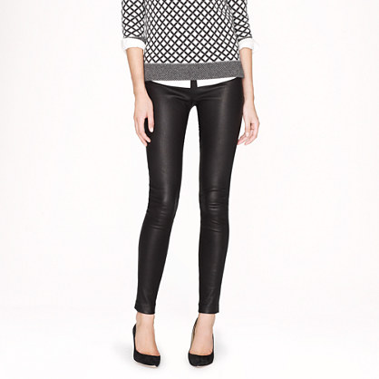 Collection leather Pixie pant