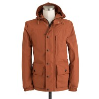 Lightweight hooded Heathfield jacket