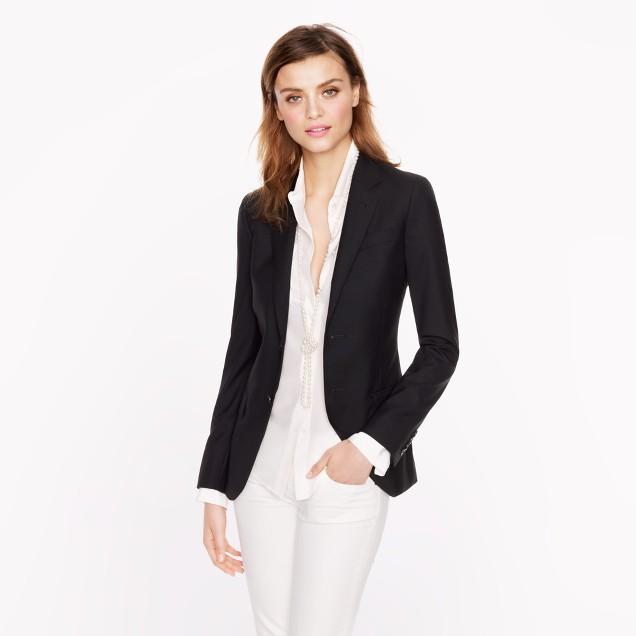 Collection women's Ludlow blazer in Italian wool