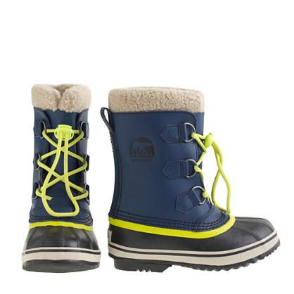 Boys' Sorel® Yoot Pac boots