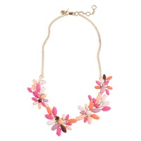 Girls' daisy chain necklace