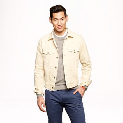Wallace & Barnes Bedford cord jacket