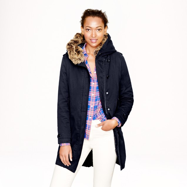 Woolrich John Rich & Bros.™ for J.Crew Literary Walk Eskimo parka