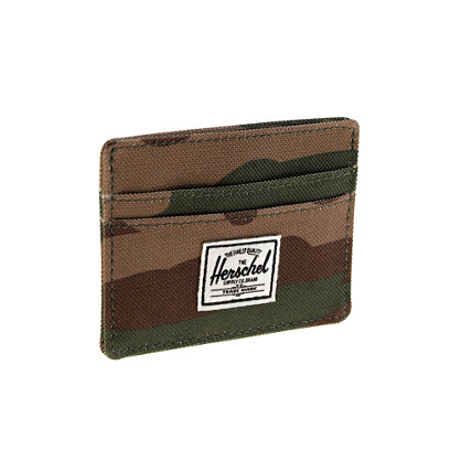 Kids' Herschel Supply Co.® camo wallet