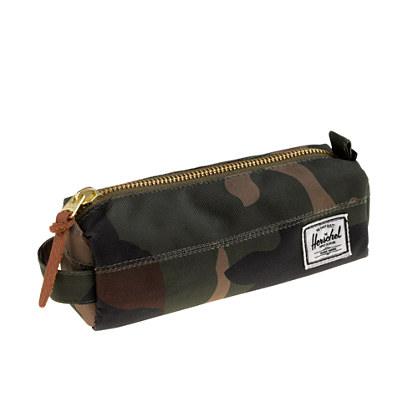 Kids' Herschel Supply Co.® camo pencil case