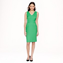 Tall Bridget dress in Super 120s