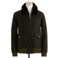 Private White V.C.™ waxed flight jacket