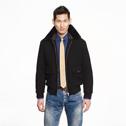 Private White V.C.™ wool flight jacket