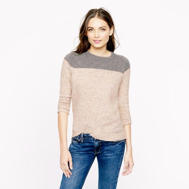 Confetti Donegal sweater