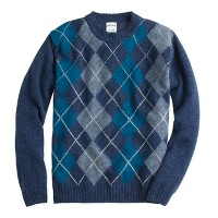 Harley of Scotland™ argyle sweater