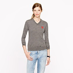 PLAY Comme des Gar?ons® V-neck sweater