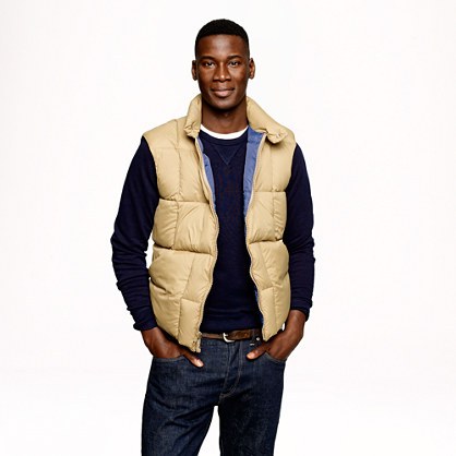 Penfield® Conway vest for J.Crew