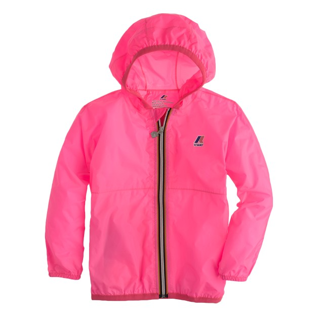 Girls' K-Way® Claude Klassic jacket