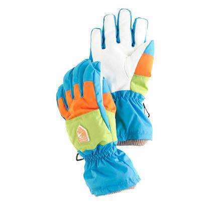 Boys' Hestra® gloves