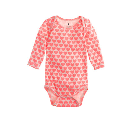 This soft, cotton fleece onesie is printed by hand in NYC. Handcrafted using only natural or low-impact dyes, this sweet, vintage-inspired collection of children's apparel and accessories is perfect for playing make-believe in the real world. Cotton. Machine wash. Import.
