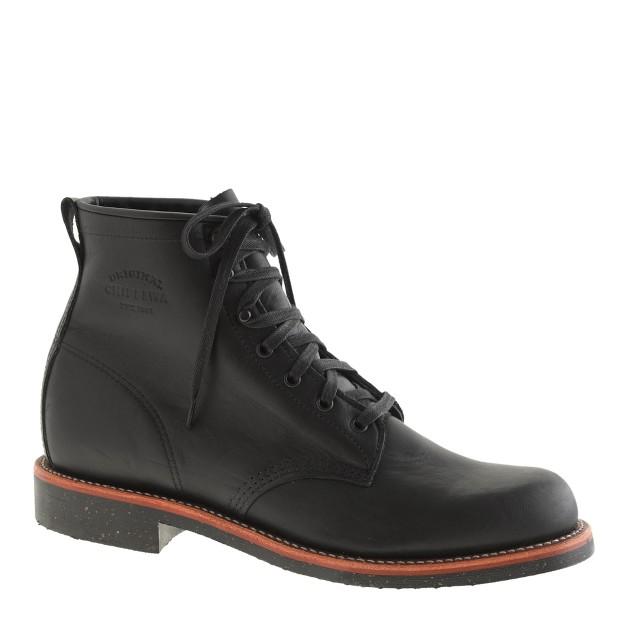 "Original Chippewa® for J.Crew plain-toe 6"" service boots"