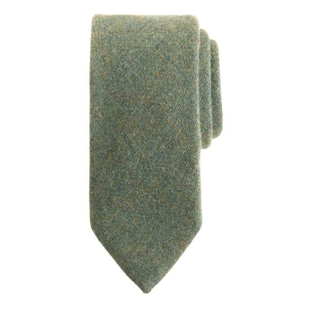 Drake's® vintage tweed tie