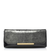 Collection Claremont clutch in calf hair