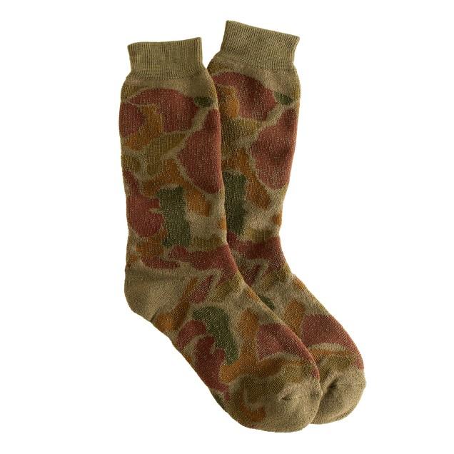 Anonymous Ism camo socks